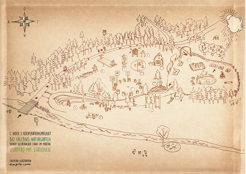 Variante ©evapils illustration