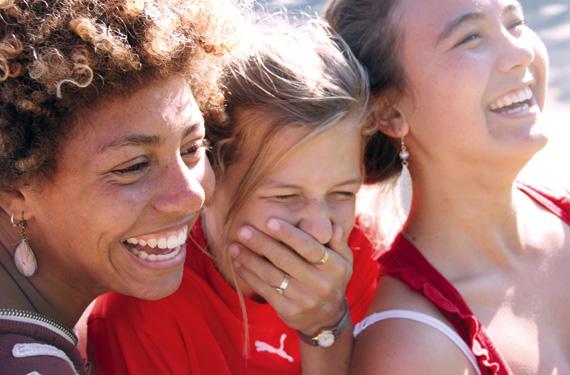Im Lern- und Lebensdorf absolvieren Jugendliche nicht nur individuell das anerkannte Schulsystem.