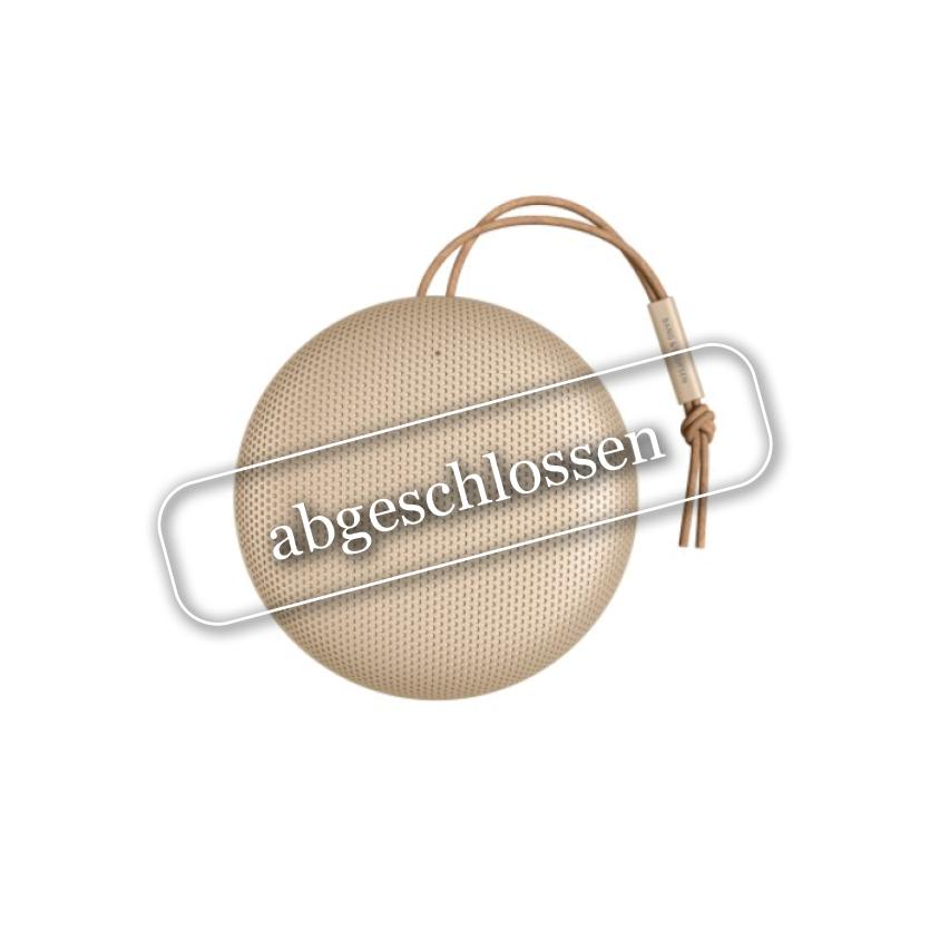 Luxus-Lauscher: Exklusiver Lautsprecher in Gold