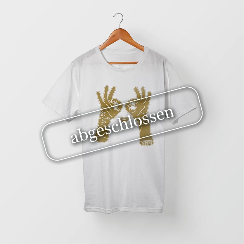 T-Shirts, die eine Message weitertragen