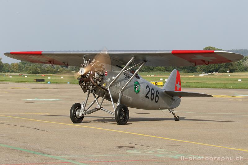 Dewoitine D.26 HB-RAG 286 Hangar31