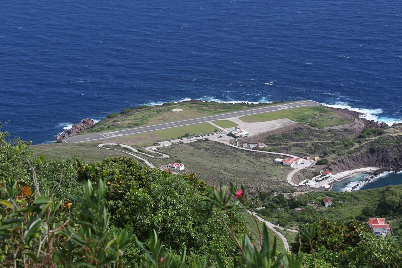 saba, tncs, sab, airport, winair, antilles, caribbean, dangerous, il-photography.ch, island,