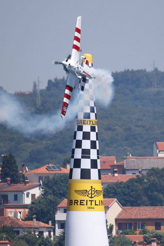 Red Bull Air Race, plane, Pylon, Aircraft, Zivko, Edge 540