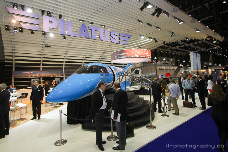 Pilatus PC-24 gets the certification. EBACE 2013