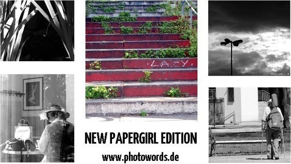 PAPERGIRL EDITION  © www.photowords.de