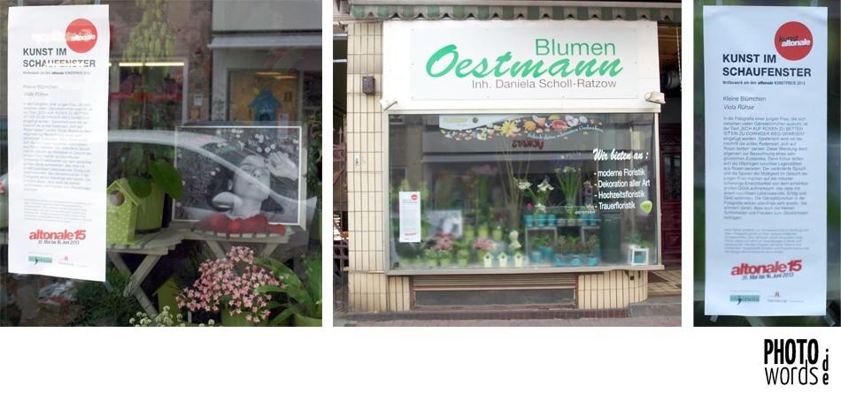 www.photowords.de @ kunst altonale / Blumen Oestmann