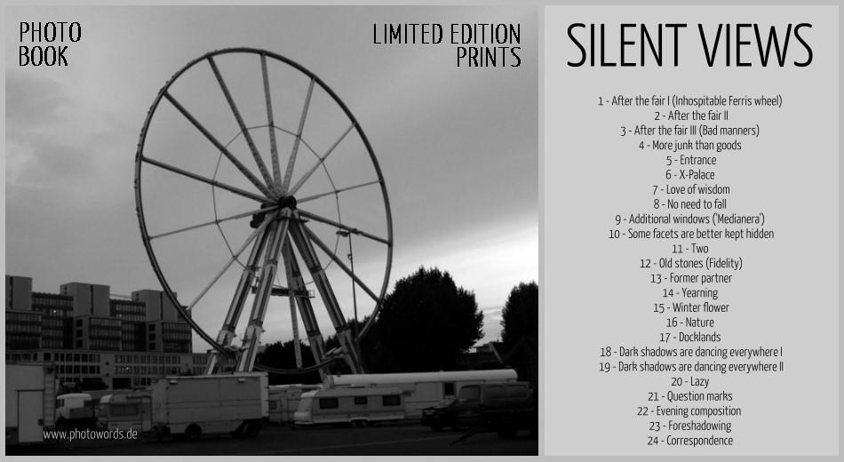 SILENT VIEWS © www.photowords.de