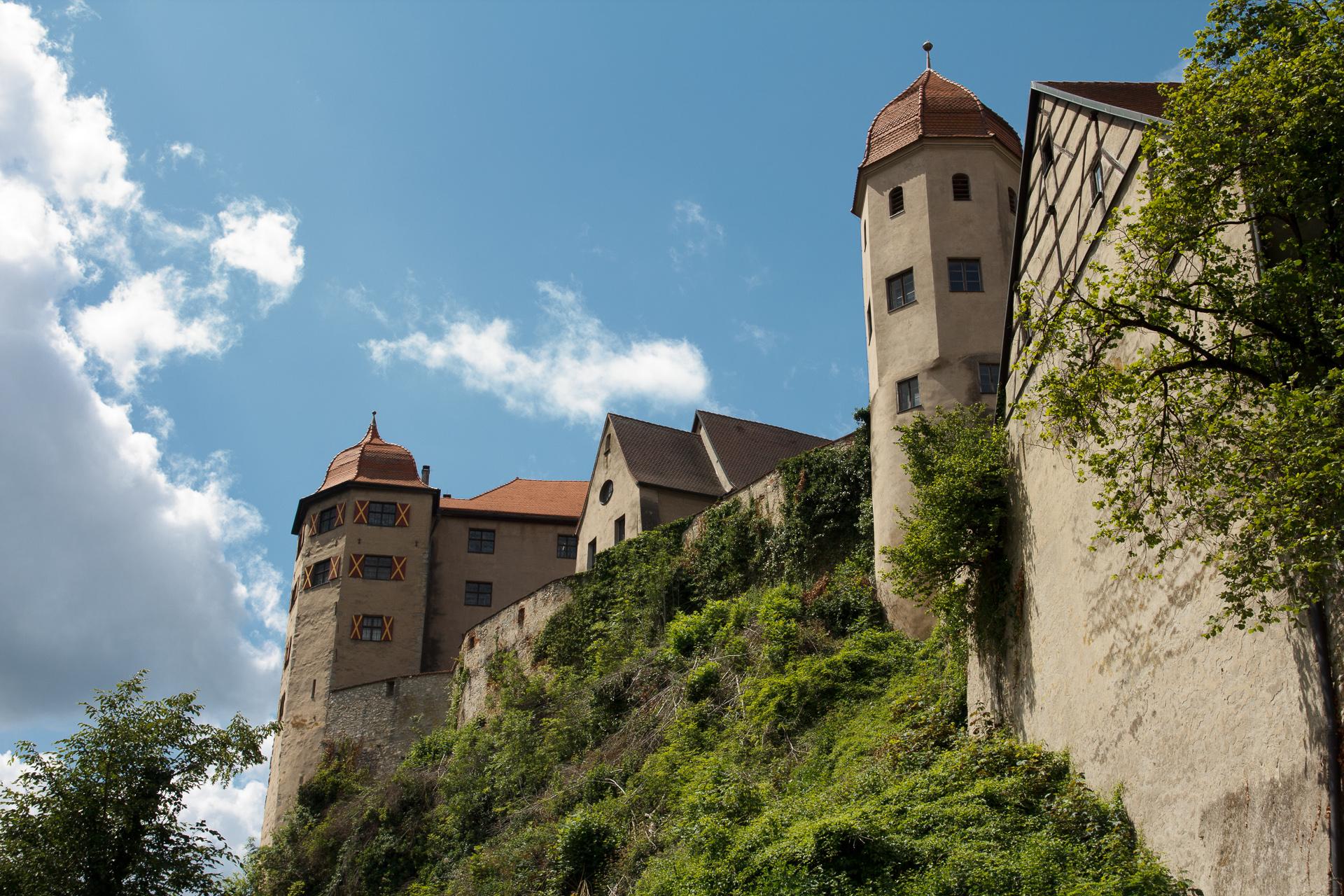 Burganlage Harburg
