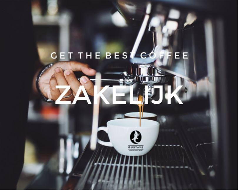 Bent u een zakelijke klant en heeft u behoefte aan de verse koffiebonen van de beste kwaliteit.