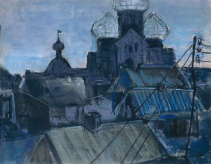 06) Ночь и крыши