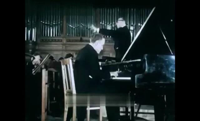TCHAIKOVSKY. Concerto No.1. 58 – Moscow – Rozhdestvensky