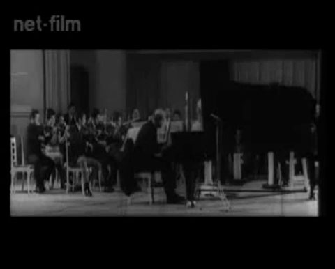 Mozart Concerto no.22. Rehearsal 1966. 4