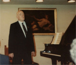 Sviatoslav Richter al Paganini- Genova 1989