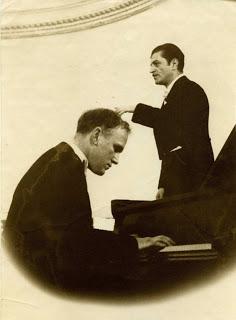 Brahms concerto no-2. 25-02-1953. dir. Niyazi