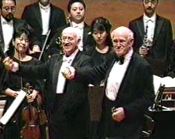 Токио 3/3/94. Концерт Моцарта.