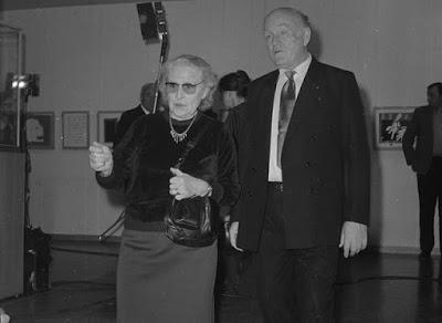 musa russa di Matisse Lydia Delektorskaya il 3 dicembre 1984