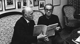 Рихтер и Ровицкий в Варшаве. 1974-й год.
