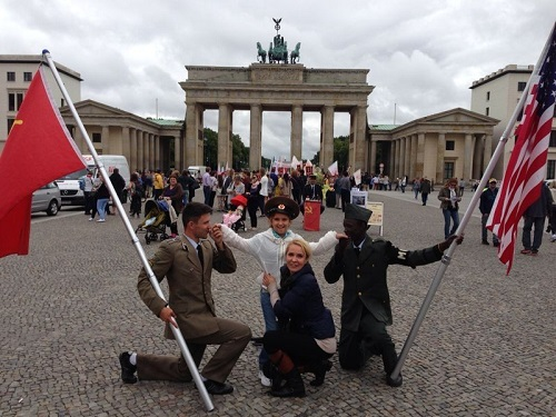 гиды Берлина