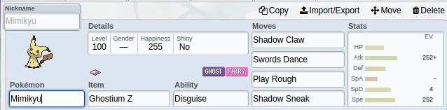 PS: Je maintiens que ce Pokémon est nul en OverUsed, l'utilise pas :(