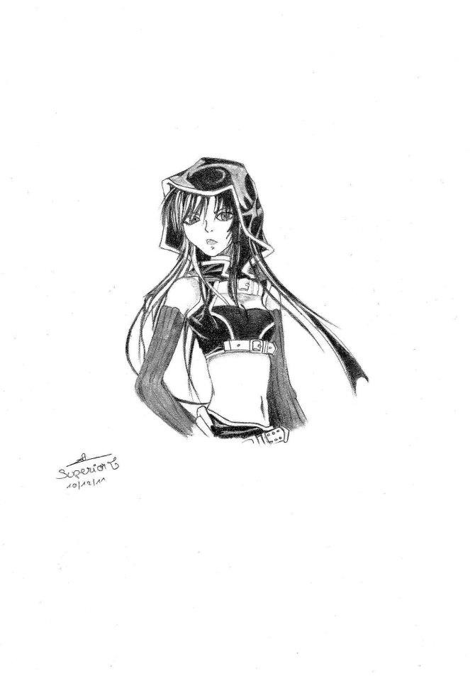Manga Superior - Dessin n°2