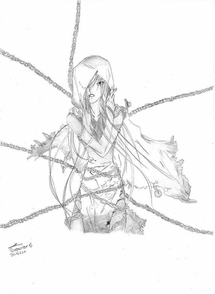 Manga Superior - Dessin n°1