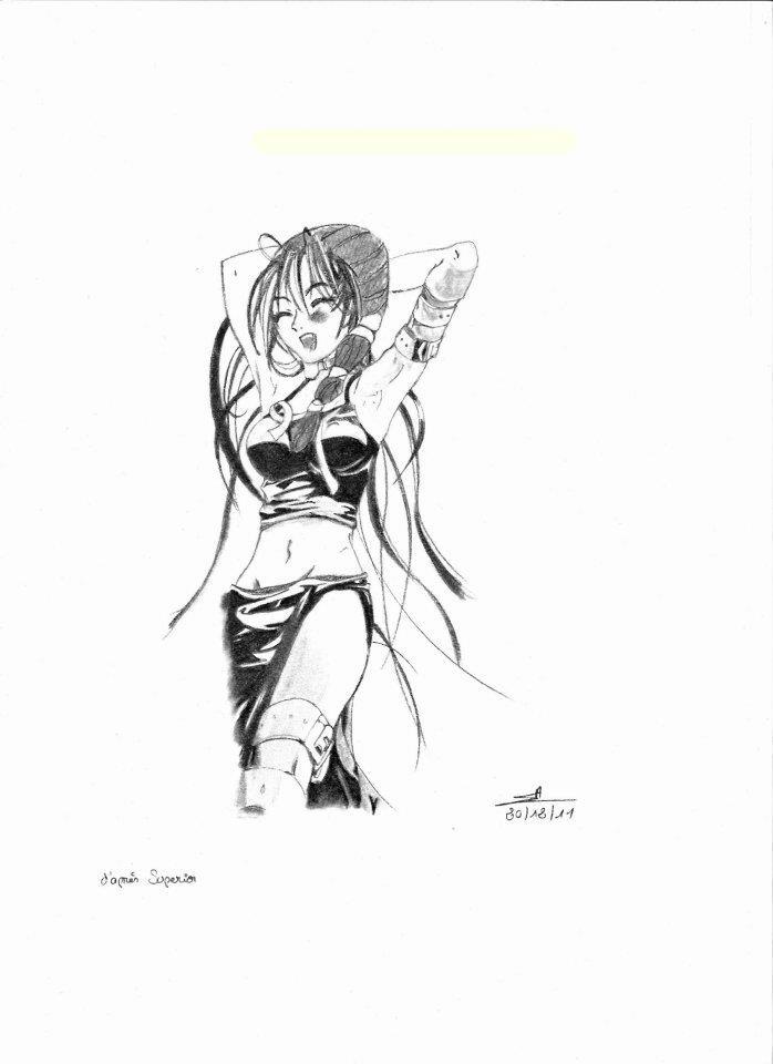 Manga Superior - Dessin n°3