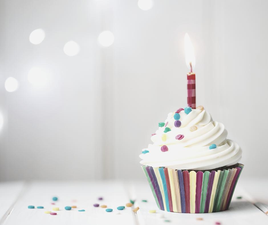 #90 Happy birthday to my business!