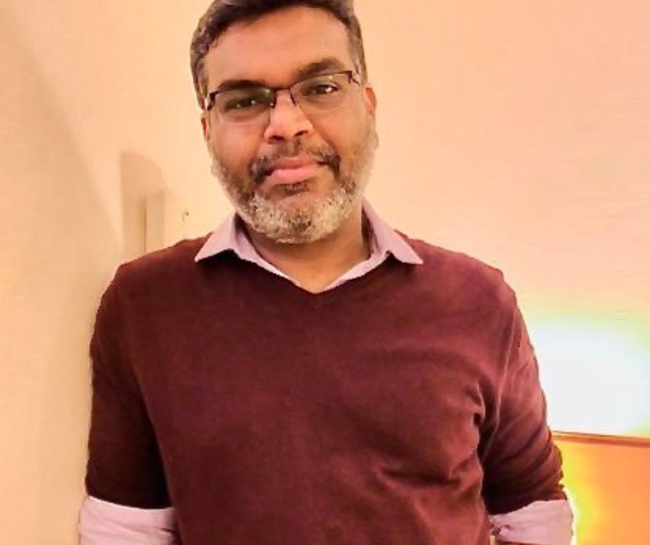 #50 Kaffeeklatsch mit Dr. Sandeep Nair über Ayurveda im Westen