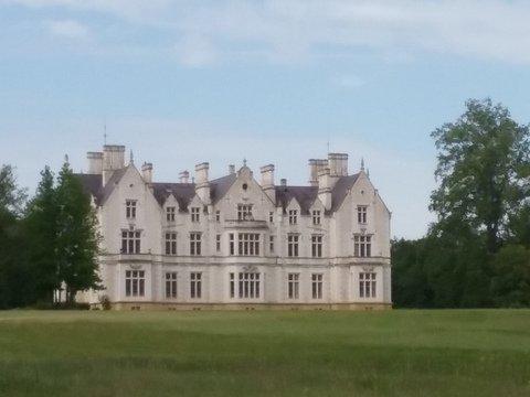 Le chateau du Parc