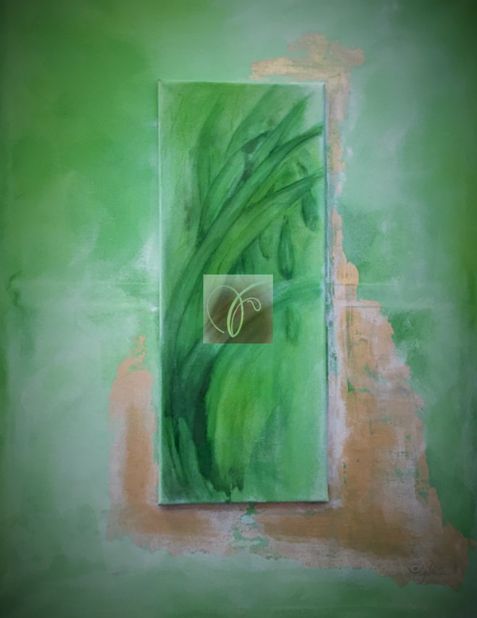 """Bachblüten-Essenz """"Wild Oat"""" Coloration, von SUSHMA Cornelia Bühler"""