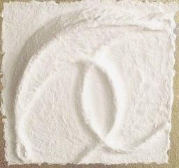 Sternzeichen Wassermann - handgeschöpftes, geprägtes und energetisiertes Papier