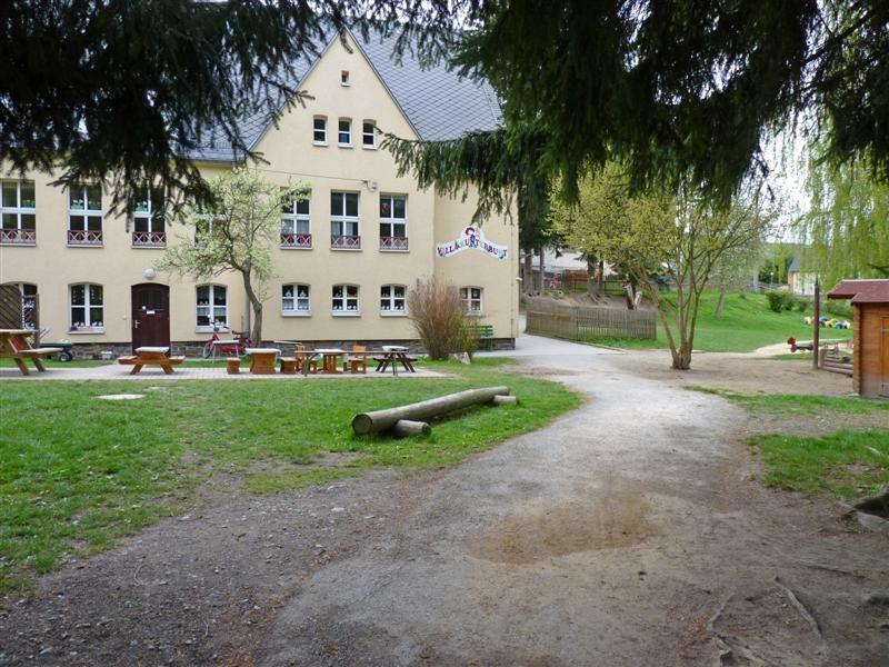 Mein ehemaliger Kindergarten