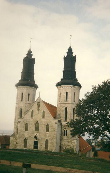 Visby - Hauptstadt von Gotland