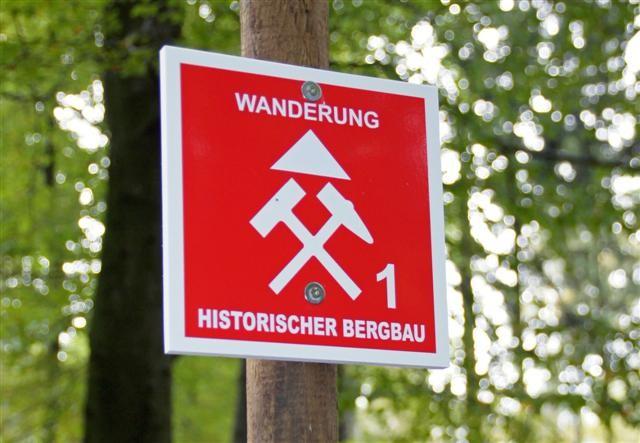 Bergbauwanderweg rund um Schöneck