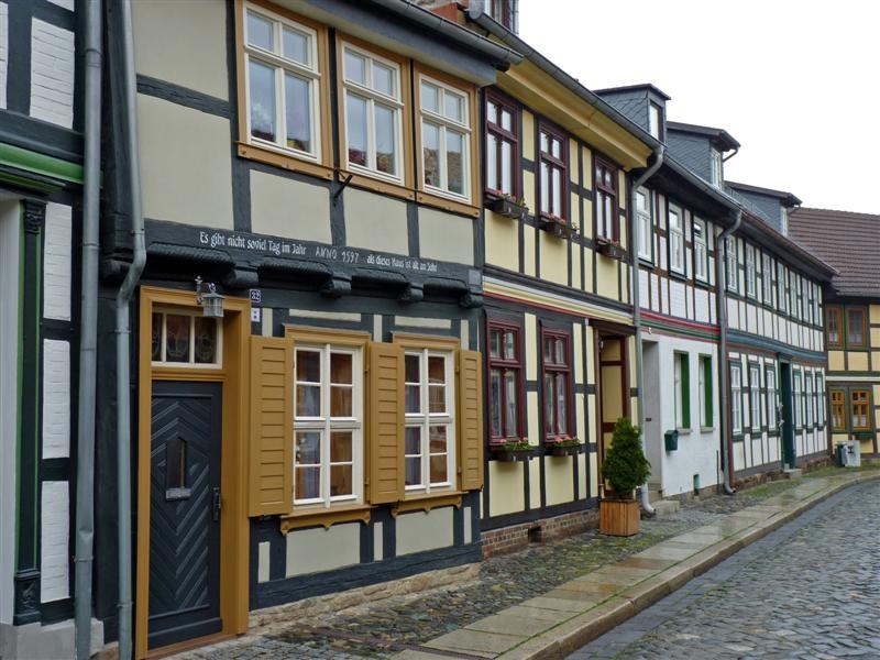 Das älteste Haus
