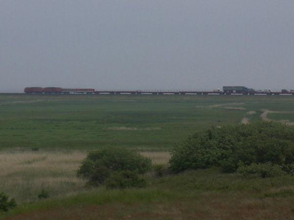 Der Hindenburgdamm