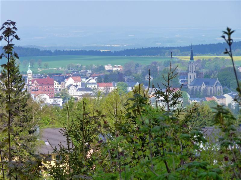 Blick auf Falkenstein