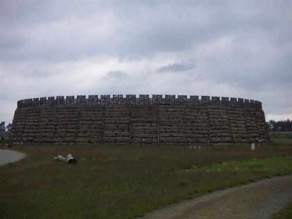 Die Slawenburg in Raddusch