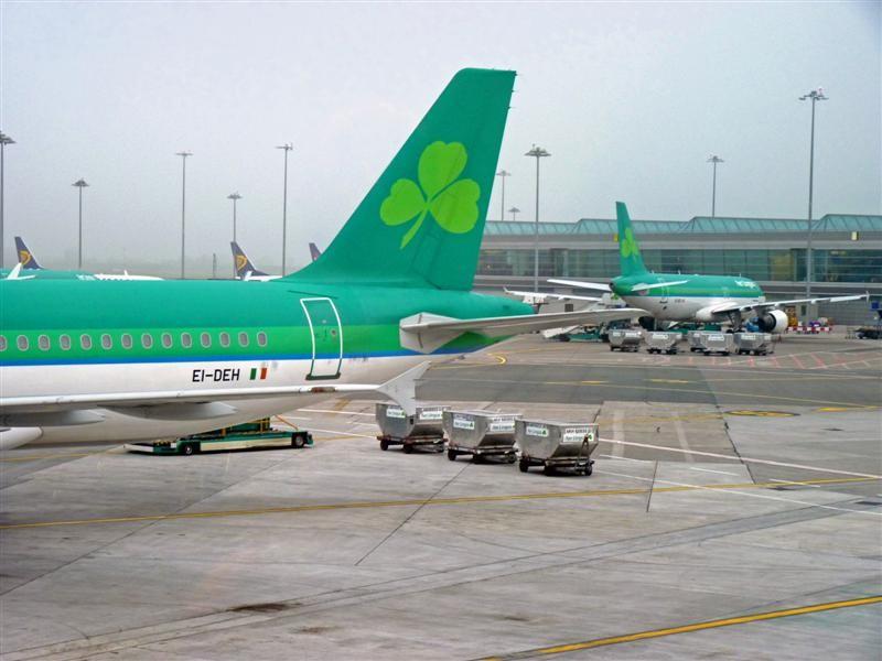Mit Aer Lingus nach Dublin