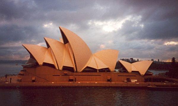 Sidneys Opernhaus