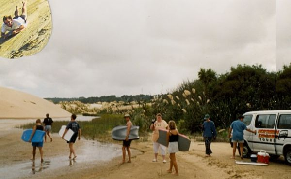 Ninety Miles Beach und die Dünen