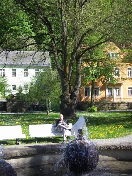In Bad Schandau