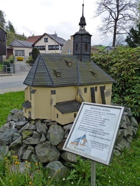 Eine der letzten Wehrkirchen