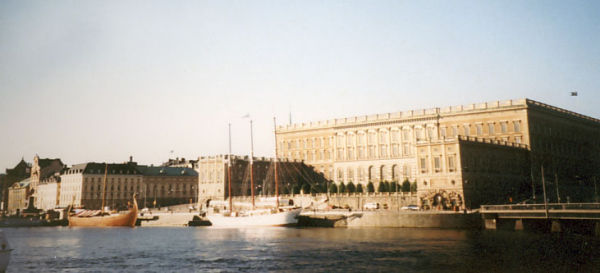 Stippvisite in Stockholm