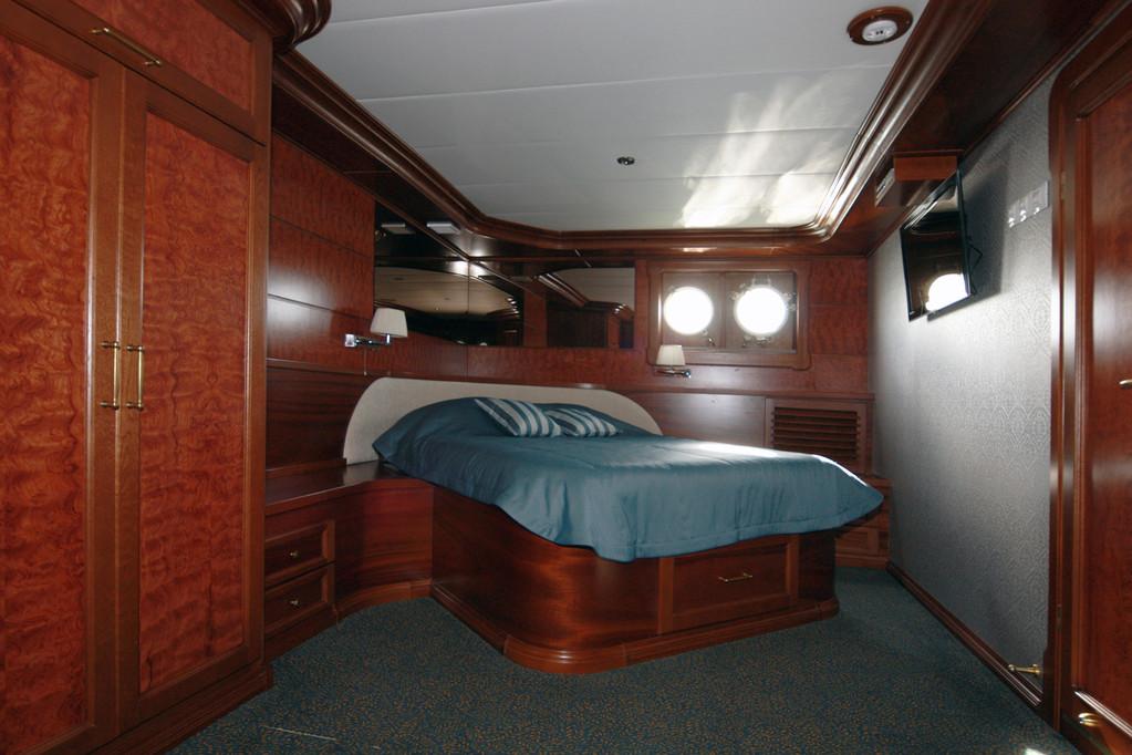 Дизайн интерьера судна.