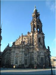 Hofkirche.