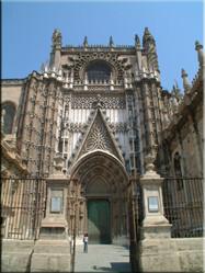 Catedrale Sevilla en La Giralda