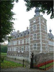 In Eijsden is het gelijknamige Kasteel Eijsden te vinden. Het in 1636 gebouwde kasteel (in Maas-renaissancestijl) en haar tuinen zijn vrij toegankelijk.