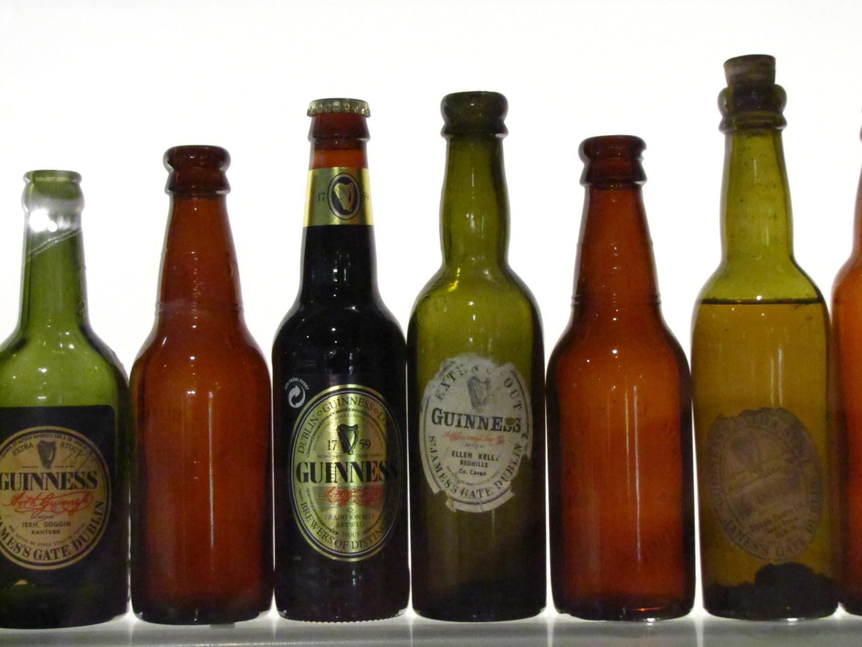 Guinness brouwerij in Dublin, Ierland.