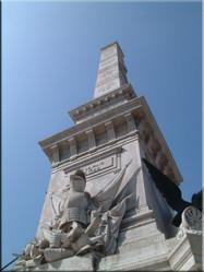 Obelisk op Praça dos Restauradores